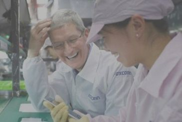 Foxconn says that it can produce the iPhone outside China