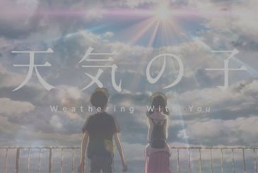 Weathering with you: Dynit will bring the movies of Shinkai in Italy