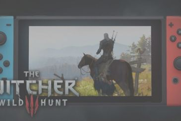 The news of The Witcher 3 on the Nintendo Switch