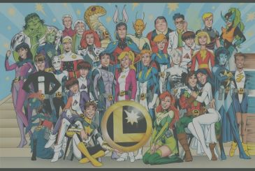 DC: Bendis relaunches The Legion of Super-Heroes, the first images and statements