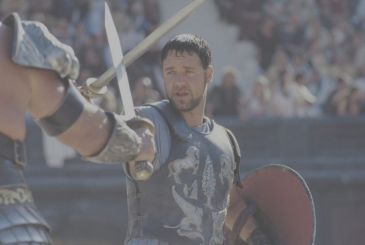 The Gladiator: the setting of the sequel