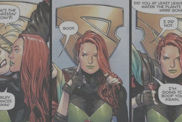 Harley Quinn & Poison Ivy: announced the spin-off of Heroes in Crisis