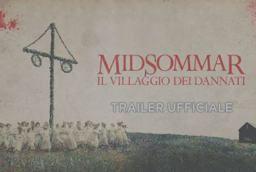Midsommar – The village of the damned: official trailer ITALIAN
