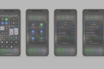 IOS 13: how to change the WiFi network from the Control Center