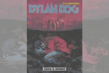 Dylan Dog 393 – Casca the world | Review