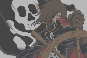 Captain Harlock: a new manga from the French Jérôme Alquié