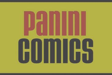 Panini Comics: the outputs of August 2019