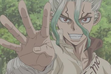 Dr. Stone: the new teaser trailer of the anime