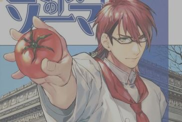 Food Wars! Shokugeki no Soma, it is also concluded the spin-off The star