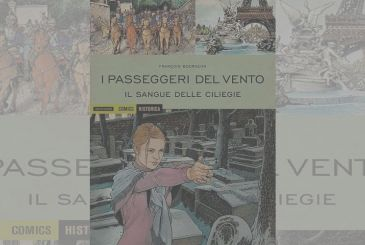 The Passengers of the Wind – Blood of Cherries – Historica Vol. 79 | Review
