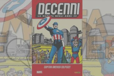The Decades Of The Marvel Universe In The Years 50 – Captain America Hits! | Review