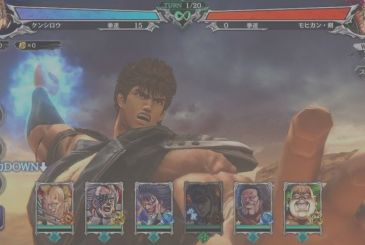 Ken the Warrior, the game Fist of the North Star: Legends ReVIVE will arrive in the West