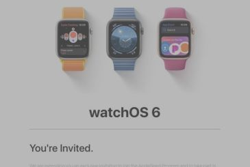 Apple send users invitations to AppleSeed to test watchOS 6