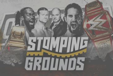 WWE Stomping Grounds 2019: results and highlights of the PPV