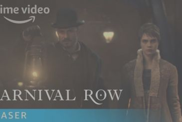 Carnival Row: new trailer