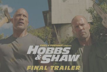 Hobbs & Shaw: the final trailer
