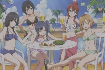 Shirobako, the new key visual and the period of release of the animated film