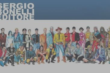 Sergio Bonelli Editore: the outputs of September 2019