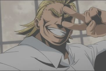My Hero Academia: 5 curiosity about the All Might