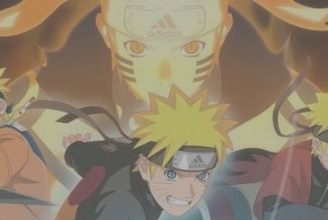 Naruto: Adidas announces its new line of shoes