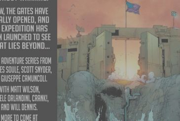 Scott Snyder and Giuseppe Camuncoli are launching a new Image series