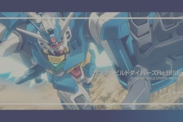 Mobile Suit Gundam, the trailers of the projects for the 40° anniversary