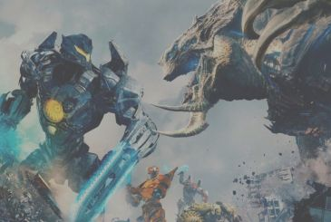 Pacific Rim: the animated series on Netflix in 2020