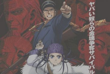 Golden Kamuy, leaked the announcement of the third season of the animated series