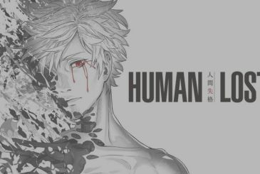 Human Lost, the new trailer of the animated movie from the filmmakers of Psycho-Pass Afro Samurai