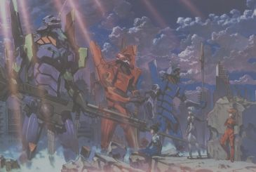 Evangelion 3.0 + 1.0, the first 10 minutes of the final film [VIDEO]