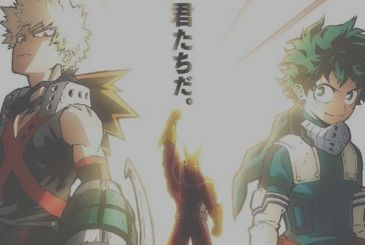 My Hero Academia: the second animated film will unveil elements on the end of the manga
