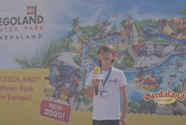 Gardaland will have the first Lego Water Park in Europe
