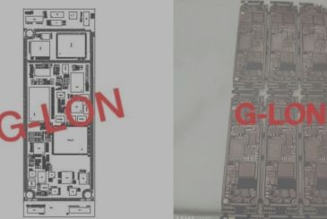 A new image shows the logic board re-designed for the iPhone 11