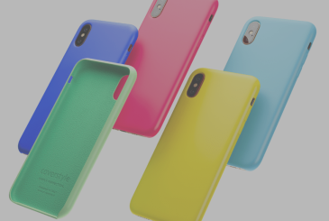CoverStyle launches the brand new Silicone Cover Apple style: 15 color 12,99€