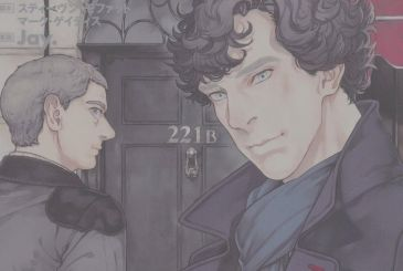 In the Manga, Sherlock returns in August
