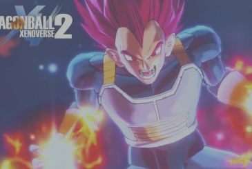 Dragon Ball Xenoverse 2: the ITALIAN trailer for the DLC Ultra Pack 1