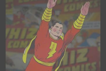 DC Spotlight: the Shazam – the trailer for the documentary
