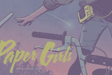 Paper Girls: Amazon will adjust the Image series