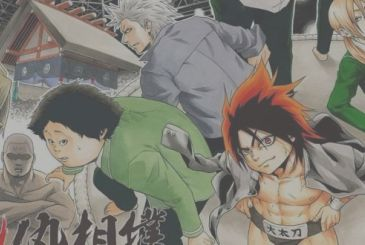 Hinomaru Sumo: is the end of the manga Kawada