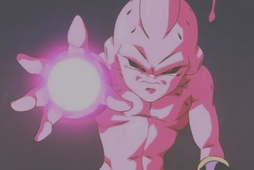Dragon Ball Super: Kib Buu has always had an aura of the divine