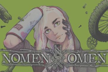 Nomen Omen arrives in America thanks to Image Comics
