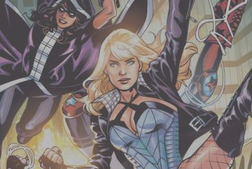 DC announces Birds of Prey-Brian Azzarello and Emanuela Lupacchino