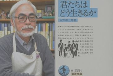 Kappalab, arrival in the new book Ghibli And you how you will live? of Genzaburo Yoshino
