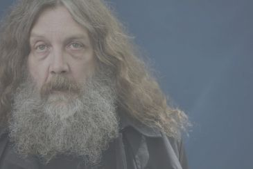 Alan Moore retires from the scene in the comics