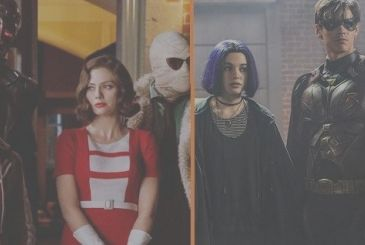 DC Universe: Doom Patrol renewed, the date of the second season of Titans