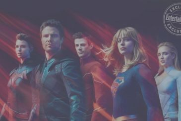 Arrowerse: trailer and news of SDCC, 2019
