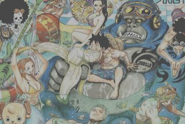 The One Piece of Boichi is the first in the series Cover Comic Project