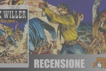 Tex Willer 9 – Sierra Madre | Review