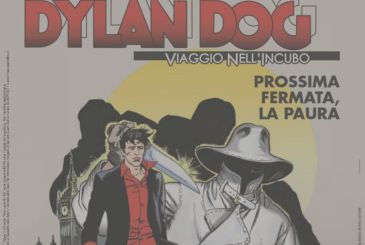 Dylan Dog Journey into the Nightmare: the official details
