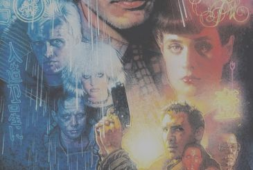 Blade Runner, on the Network 4 today in the late evening.
